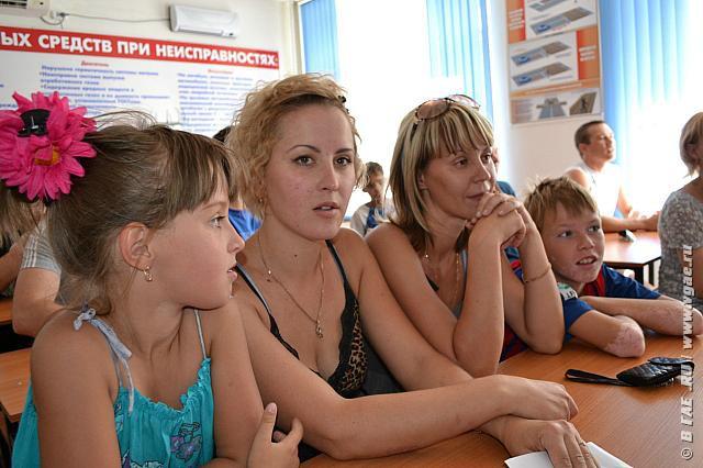 «АвтоЛеди - В ГАЕ .RU»  стала Юрова Наталья