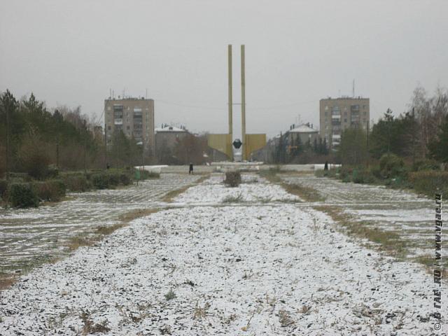 Выпал первый снег + фото