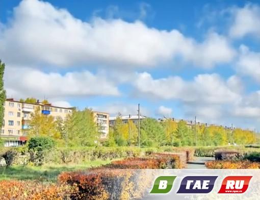 Краски осеннего Гая от посетителей сайта