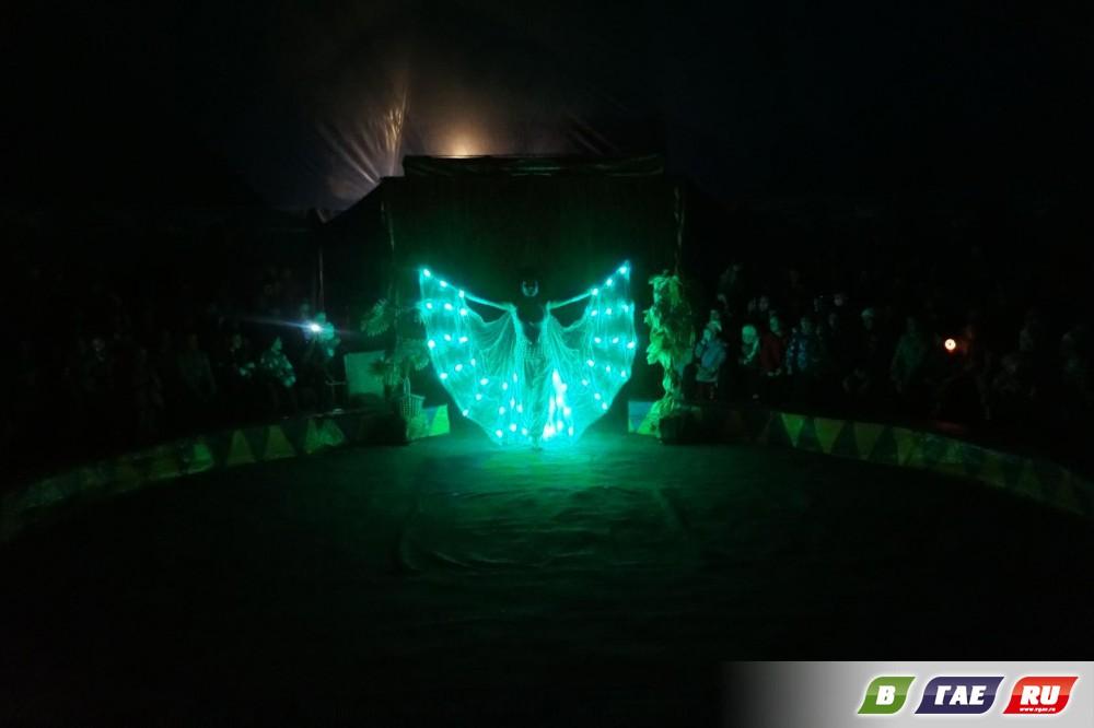 Цирк-Шапито «остров Крым» в Гае!!! (0+)