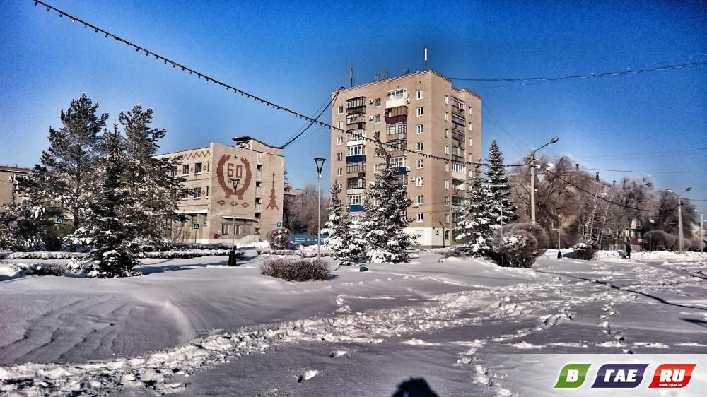 город гай оренбургская область фото профессиональных