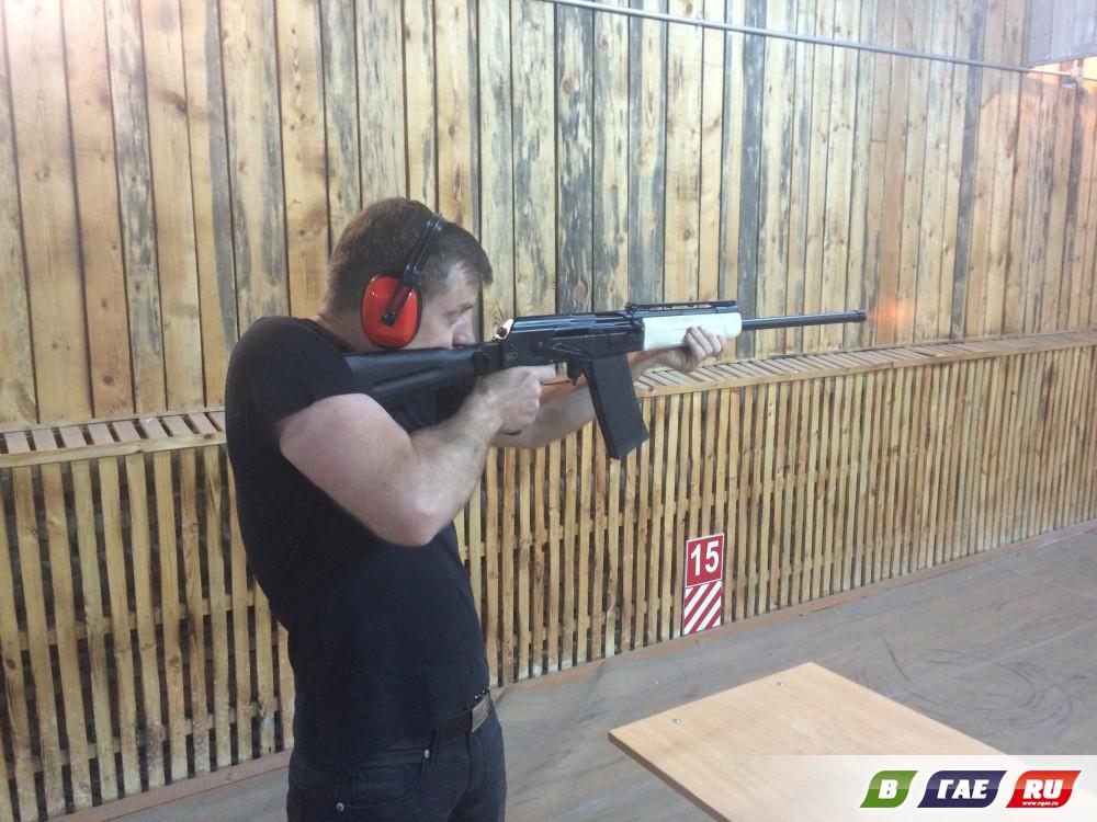 Стрелково-спортивный клуб ДОСААФ: каждый выстрел в цель!