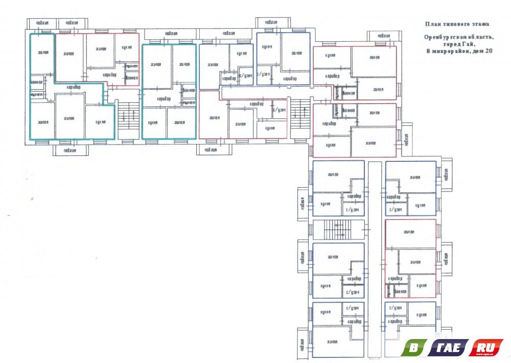 Открыта продажа квартир в новом доме на 8 мкрн