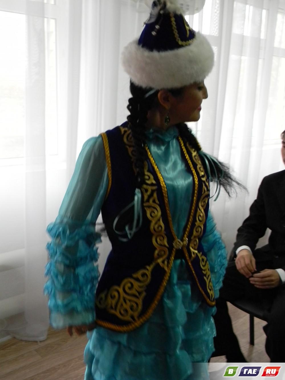 «Юрта, свадьба и она». В ДДИ прошёл праздник казахской культуры