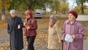 В п. Ириклинский отметили День пожилого человека