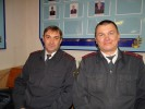 Сотрудники Вневедомственной охраны принимали поздравления