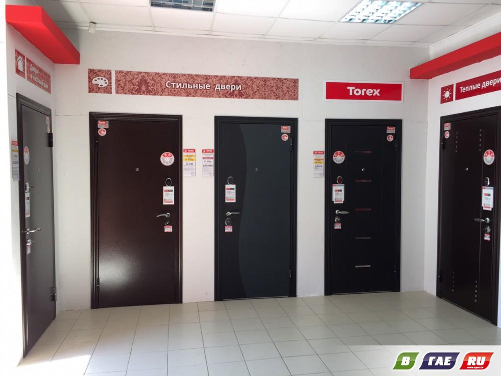 Двери Torex - это надежно!