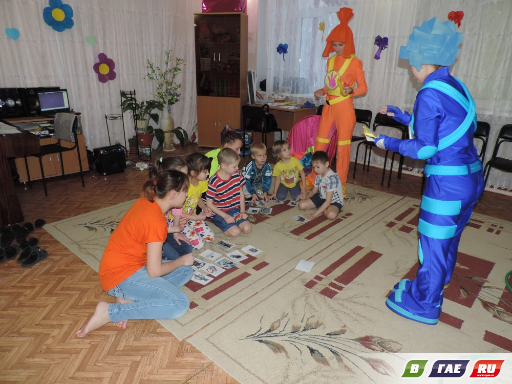 Подарили радость детям!