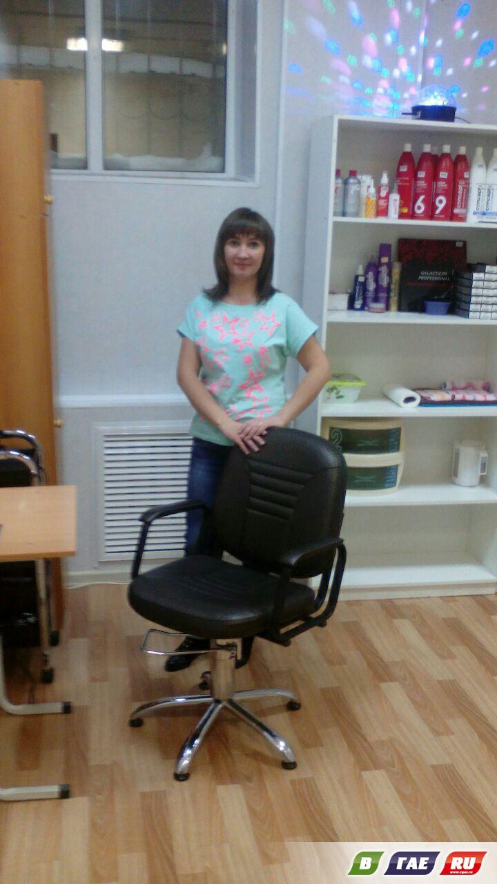 Новая парикмахерская №1 работает с  «GALACTICOS»