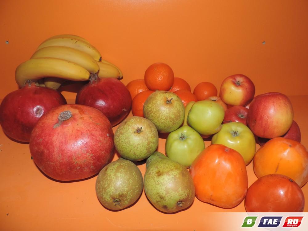 Фрукты и овощи  с доставкой!