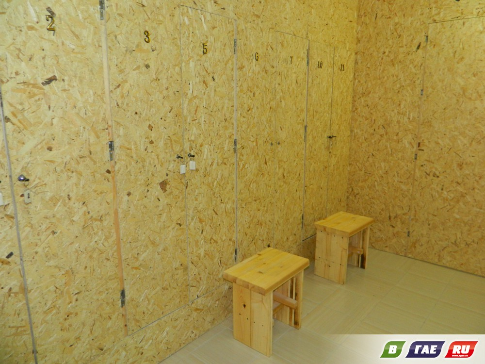 В Гае открылась частная общественная баня