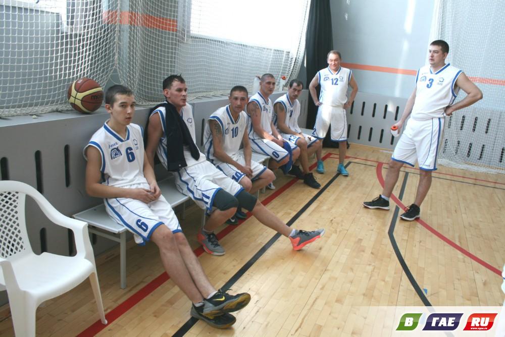 Баскетбольный зал в Гае – по стандартам XXI века