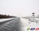 Трасса Орск - Оренбург открыта для транспортных средств