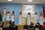 Учителя и ученики устроили «Битву хоров»