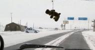 Ограничение движения  на  трассе Орск - Оренбург снято