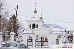 Ремонт кровли храма ведется на деньги прихожан