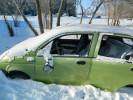 В Гае вскрыли бесхозный автомобиль