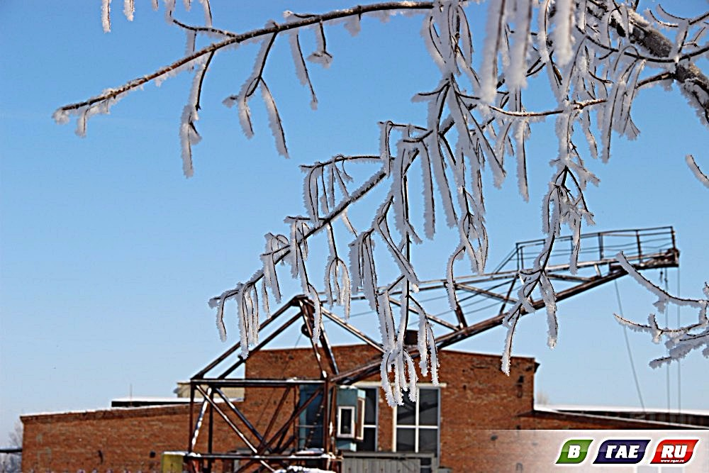 1-ый день последнего месяца зимы в Гае