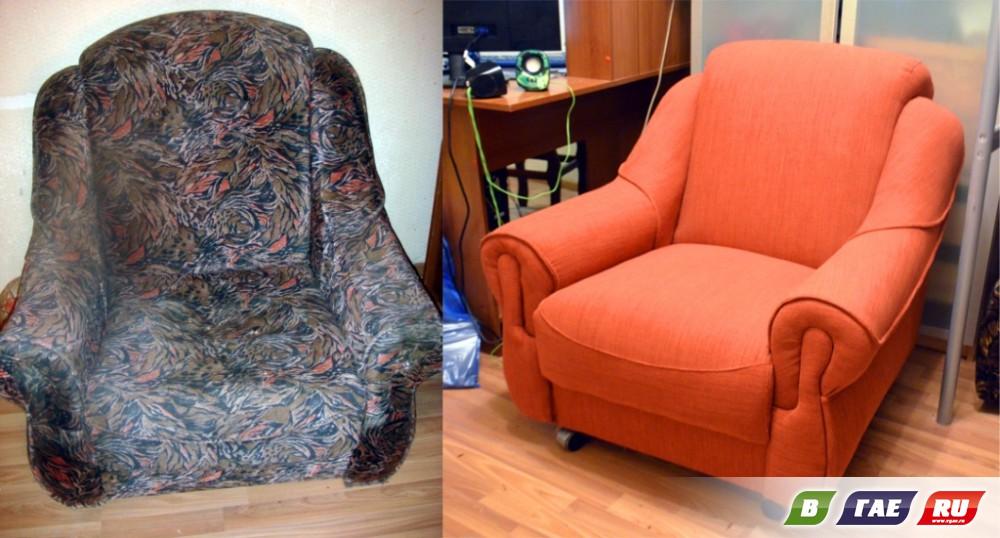 Перетяжка мебели сэкономит ваши деньги