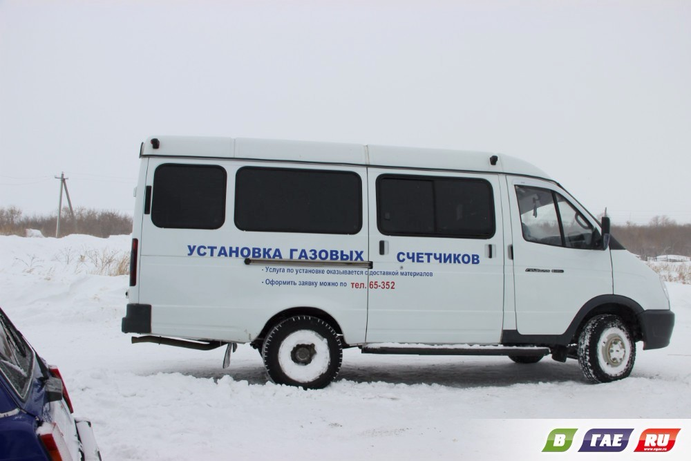 Газ пришел в дома жителей поселка Лылово