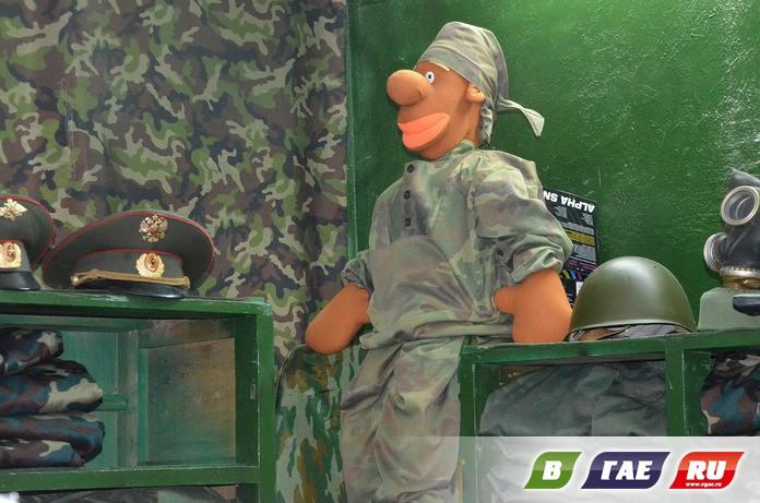 Игрушечная война: фото плюс видео
