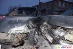Водитель «десятки» с места аварии скрылся