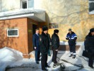 Два человека погибли в частной сауне
