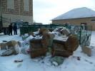 Гайчане ругаются на переполненные контейнеры