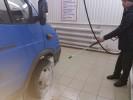 Впервые в Гае автомойка самообслуживания