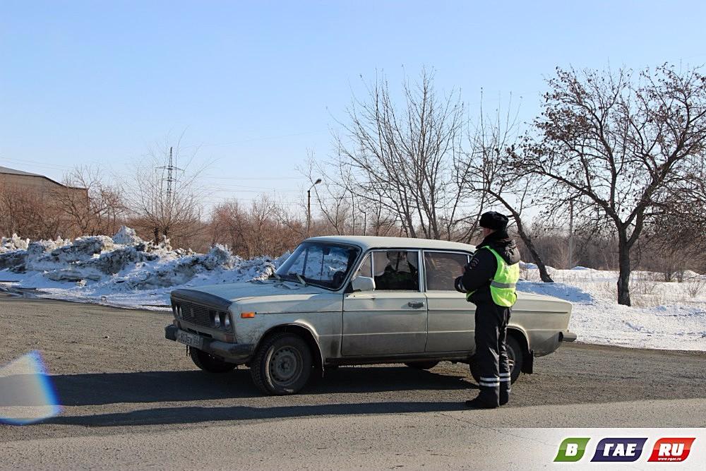 В «Невод» попали  всякие автомобили