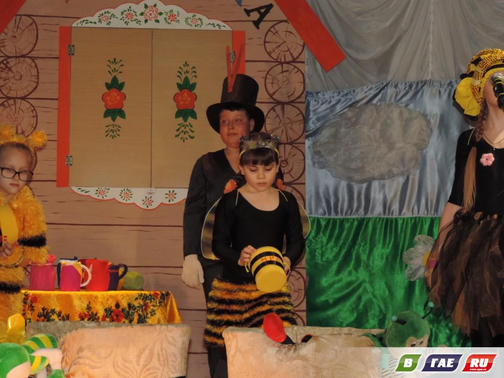 Фотоотчет спектакля «Муха-Цокотуха»