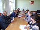 Журналиста выгнали с заседания комиссии по питьевой воде