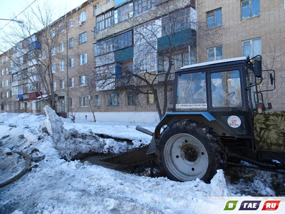 С ул. Ленина до ул. Орской утекли деньги жильцов?