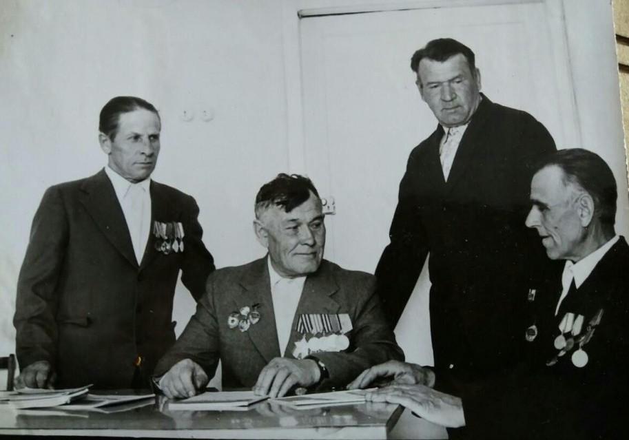 Мой дед Коваленко Николай Антонович - герой!