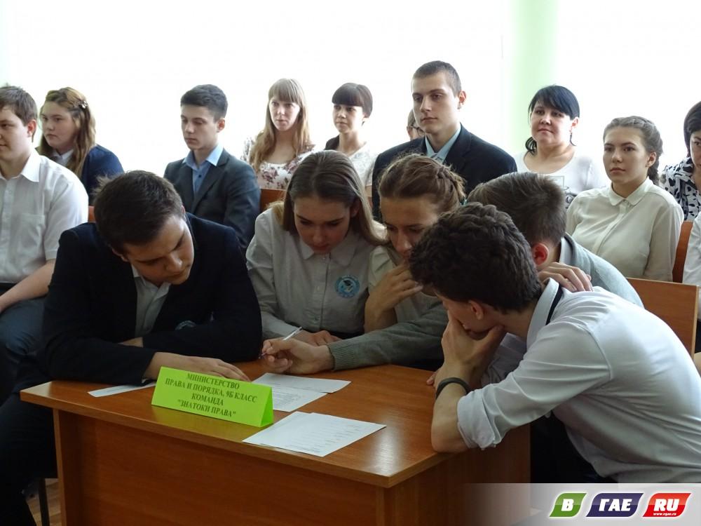 В суде принимали экзамен гражданина