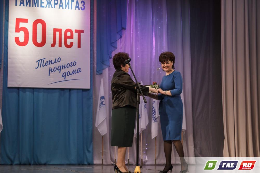 «Гаймежрайгаз» отметил 50-летний юбилей!