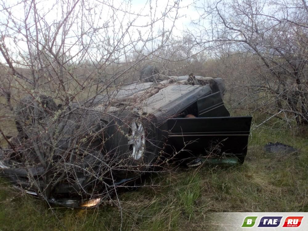 Авария на трассе Гай-Ирикла