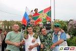 28 мая. На площади празднуют пограничники