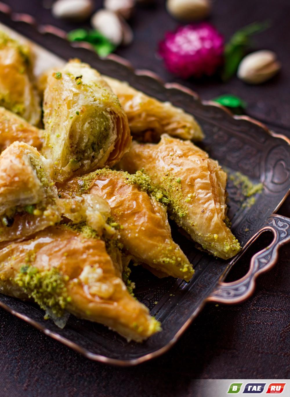 В Гае открылся отдел восточных сладостей «Istanbul»