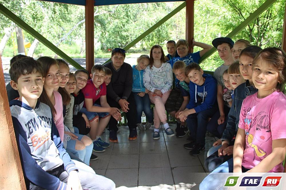 Дети - в санатории «Гай»:«В городе мне жить или на выселках?»