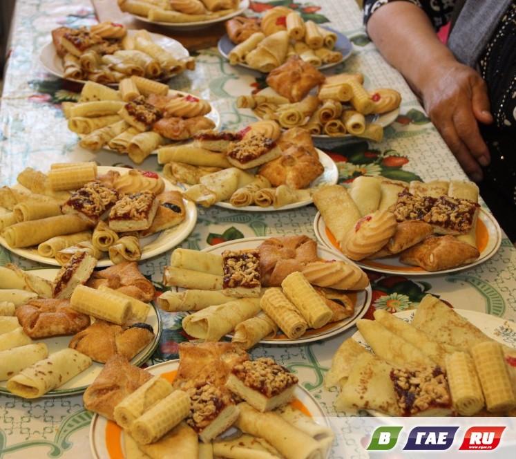 Фото и видео с  праздника Ураза -Байрам