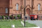 Пожар в Храме св.прав. Иоанна Кронштадтского