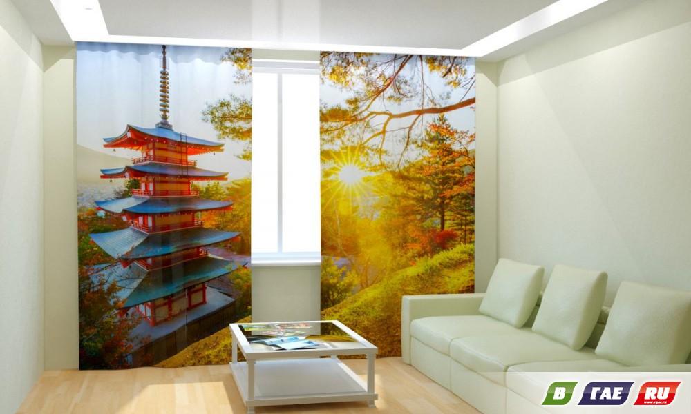 В Гае открылся офис по заказу фотообоев, фотоштор, модульных картин и мн.др.