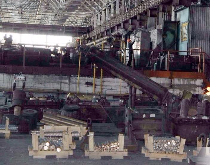 «Горячая»  экскурсия в канун Дня металлурга