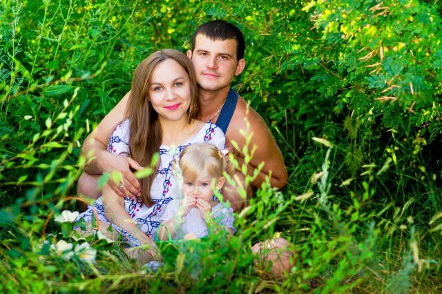 Семья Нагаевых победила в фотоконкурсе «Моя семья летом 2017 в Гае» (0+)