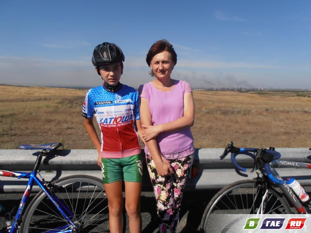 Прошло первенство по велоспорту на призы Виктора Заварзина