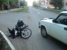 Полиция взялась за велосипедистов