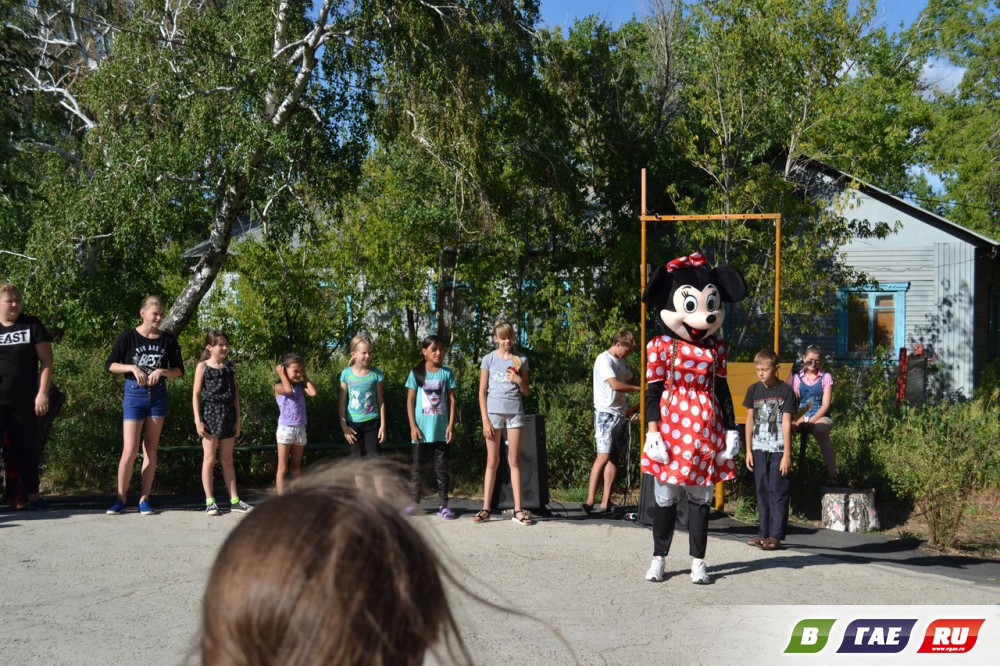 Волонтёры посетили санаторий «Гай»