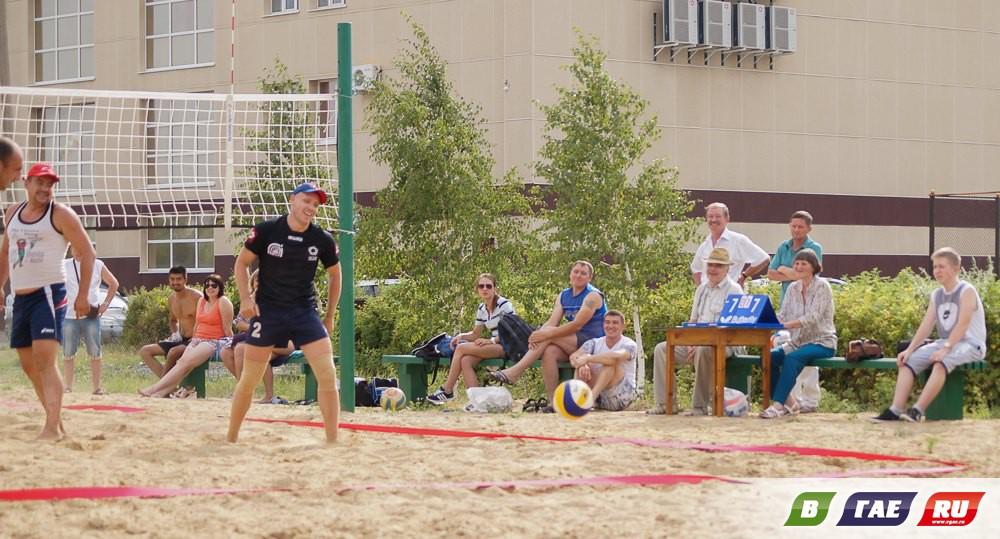 Турнир по пляжному волейболу. Фотоотчёт