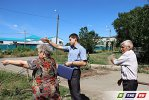 Скандал на улице Челябинской